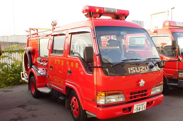 奈良県代表 葛城市消防団