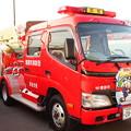 Photos: 岐阜県代表 恵那市消防団