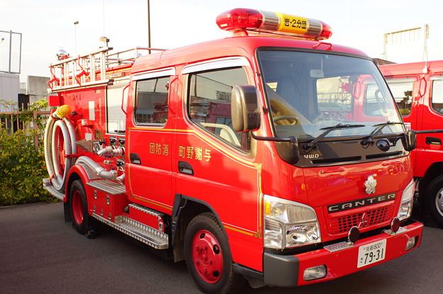 京都府代表 与謝野町消防団