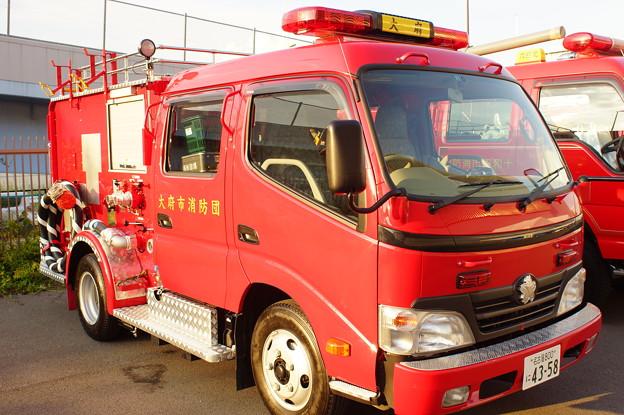 愛知県代表 大府市消防団