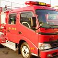 Photos: 愛知県代表 大府市消防団