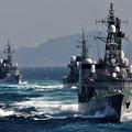 Photos: 海の進軍