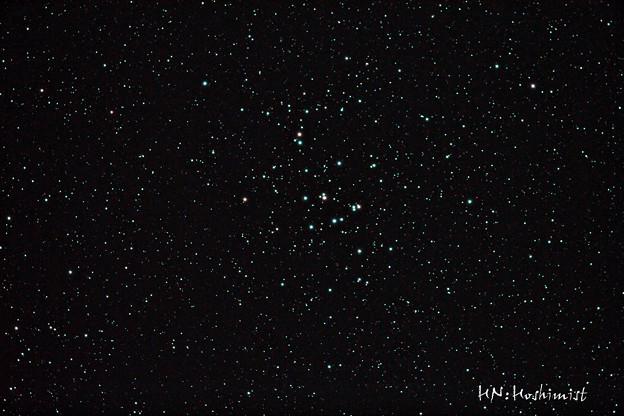 M44 プレセペ星団(IMG_3292)2014.02/22
