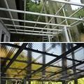 Photos: 11月20日「車庫屋根修理」
