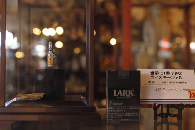 天領日田洋酒博物館 ~世界一小さなボトル~
