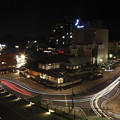 夜の道後温泉本館