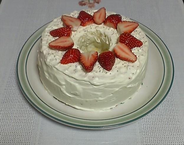 ケーキっ!!(´∀`*)