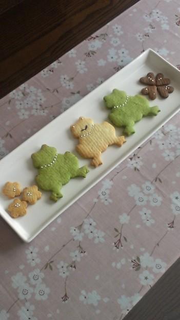 クッキー焼いた。 その3