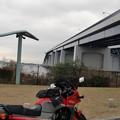琵琶湖大橋まで行きました。13_01_CIMG6143