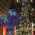 Photos: Christmas tree of Kyoto Station