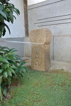 阿彌陀寺 キリシタン灯籠