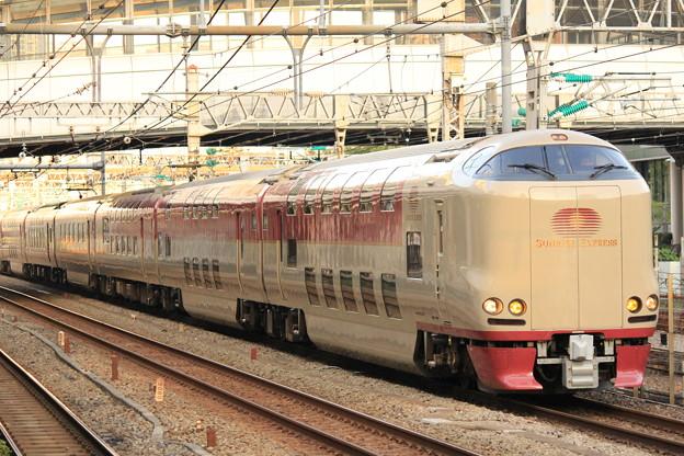 JR西日本285系「サンライズエク...