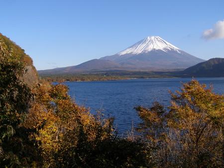 これが一番本栖富士