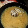 ーアサリの味噌汁ー