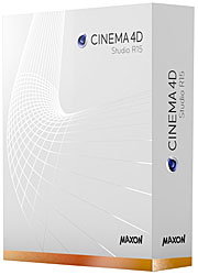 CINEMA 4D R15 Studio Win/Mac対応 A版