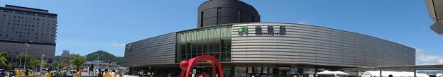 函館駅 パノラマ