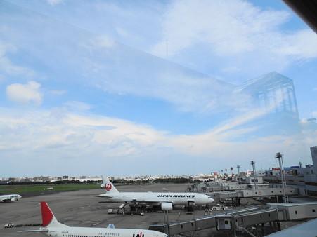 福岡空港展望室寸景