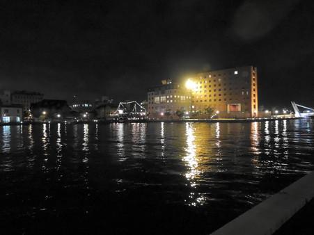門司港ホテル夜景