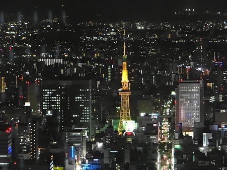 名古屋テレビ塔夜景