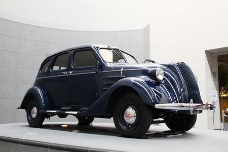 トヨタ博物館トヨタAC型乗用車