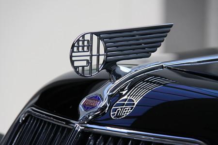 豊田AA型乗用車のシンボルマーク