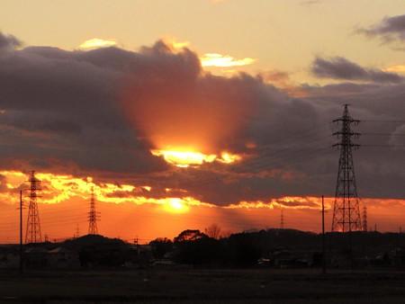 20121211噴き上がる光芒