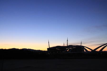 豊田スタジアムの黎明
