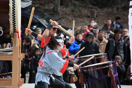 天下祭:松平和太鼓