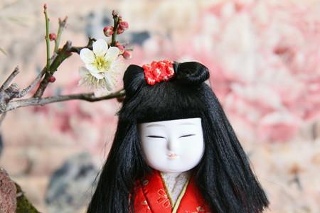 梅の花の簪はどうかしら~~