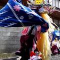 Photos: 田郷鹿子踊
