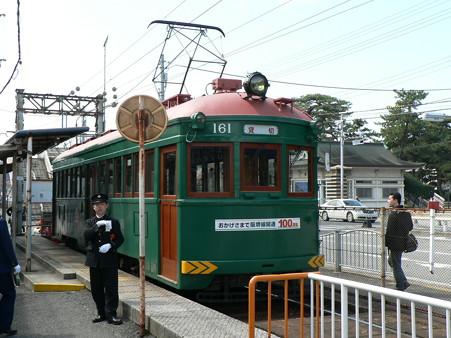 阪堺電気軌道モ161形161号