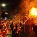 Photos: 燃える激写団