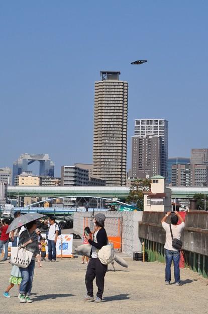 五徳型UFO