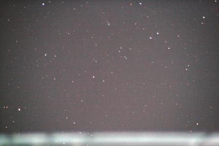 1月11日のラブジョイ彗星