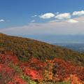 写真: 栗駒山紅葉始まる