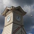 北の時計台