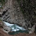 豪壮な清津峡