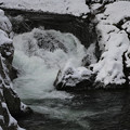 Photos: 厳寒の二口峡谷