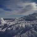 Photos: 雪が凍る