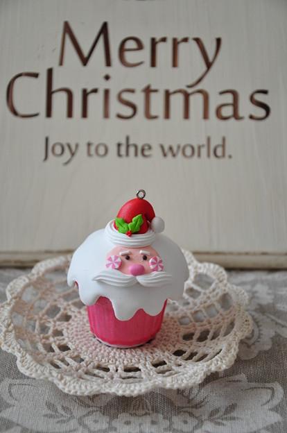 お菓子?!飾り1(クリスマス)★.:*