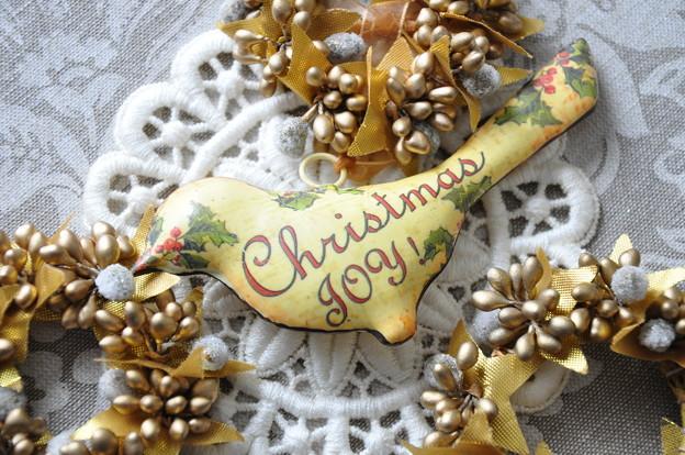 小鳥 オーナメント(クリスマス)★.:*