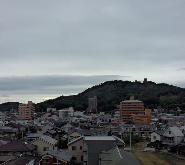 天気回復@松山