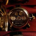 Photos: FAVRE-BRANDT商会 ZENITH製懐中時計