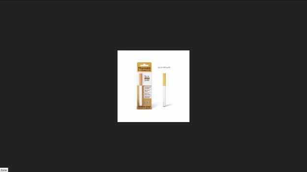Disposable C500 Electronic Cigarette