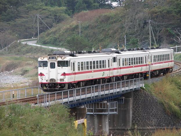 八戸線 キハ40系気動車-3