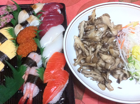 20120725夕食