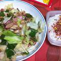 写真: 20120807夕食