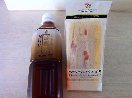 20120813朝食