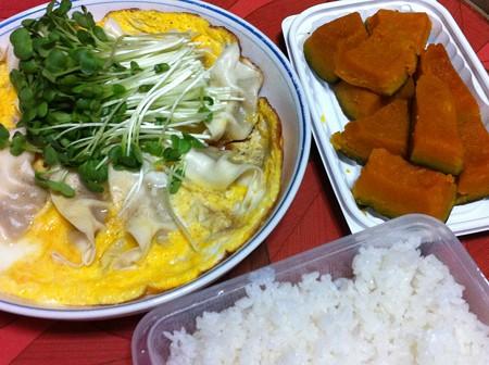 20120813夕食