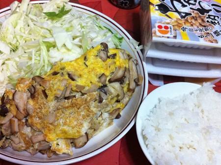 20120821夕食
